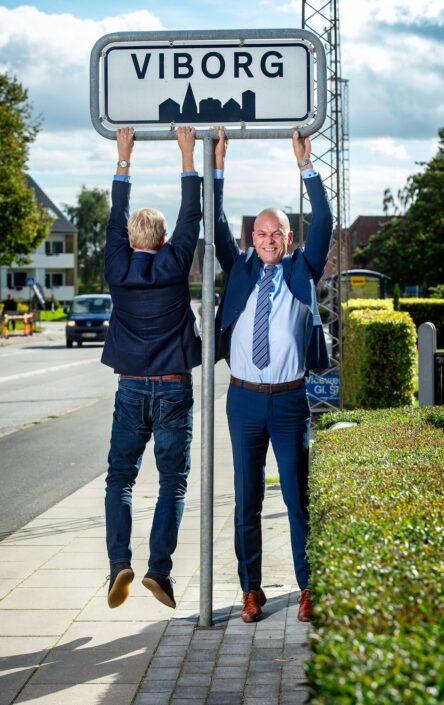 Fotograf Jens Bach Ulrik Lasse ViborgKommune