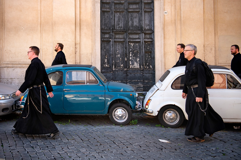 Fotograf Jens Bach i ROM
