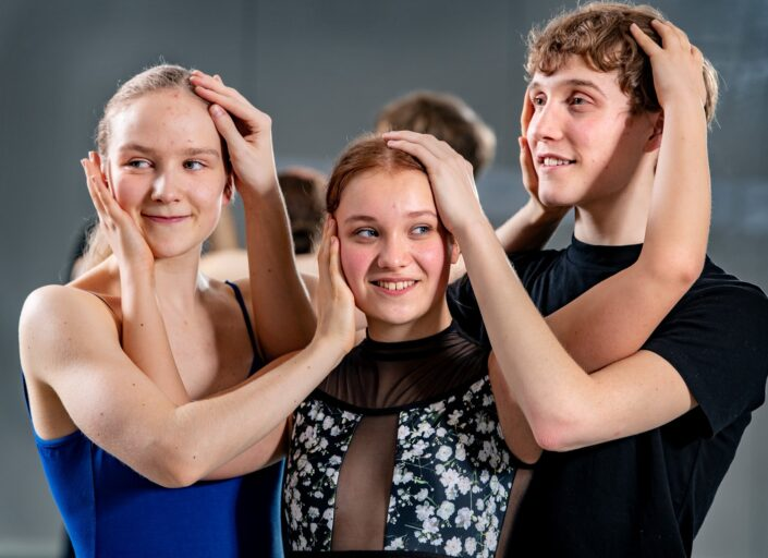 Fotograf Jens Bach balletskolen